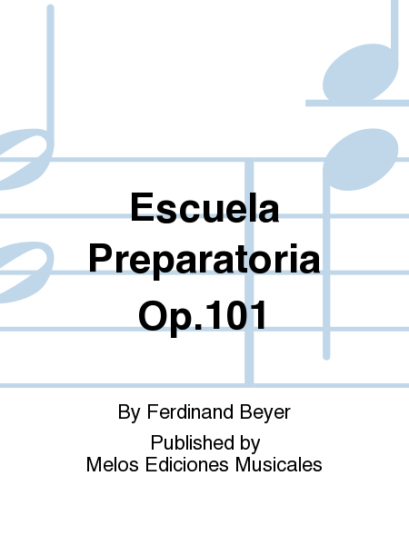 Escuela Preparatoria Op.101