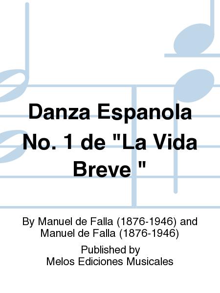Danza Espanola No. 1 de