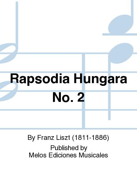 Rapsodia Hungara No. 2