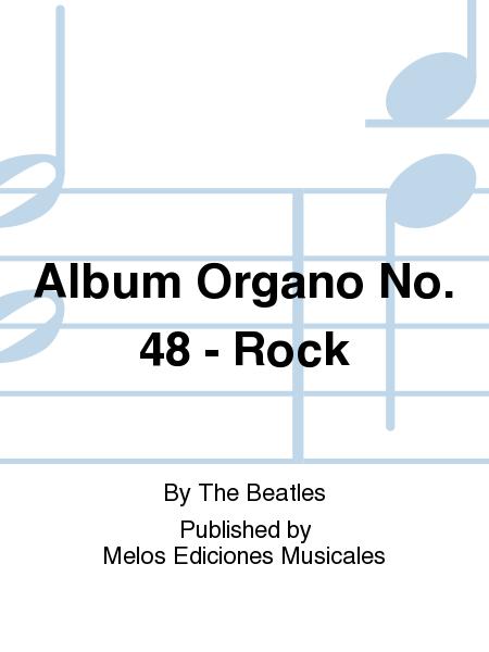 Album Organo No. 48 - Rock
