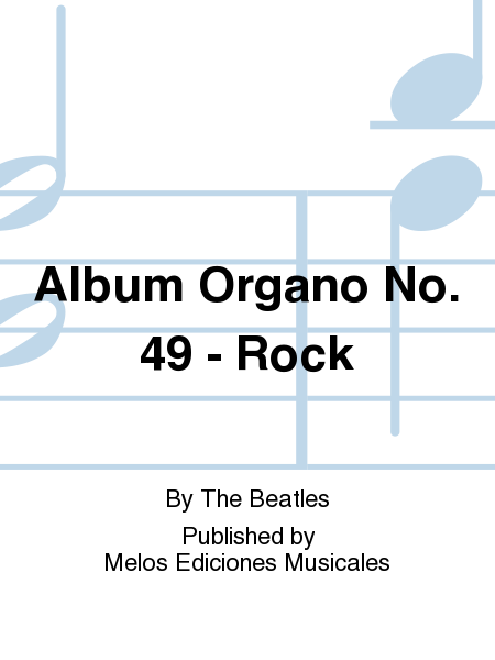 Album Organo No. 49 - Rock