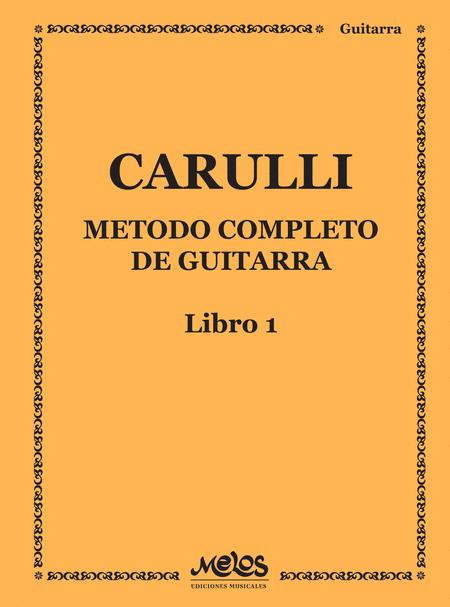 Metodo Completo de Guitarra - Libro 1