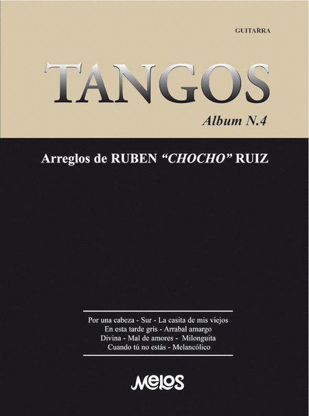Tangos - Album No. 4