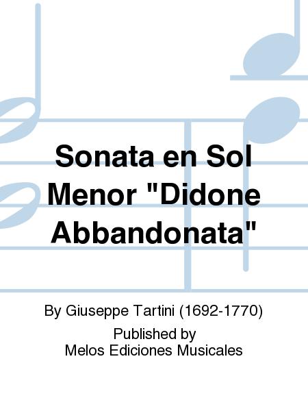 Sonata en Sol Menor