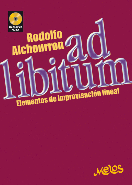 Ad Libitum Sheet Music By Rodolfo Alchourron - Sheet Music Plus