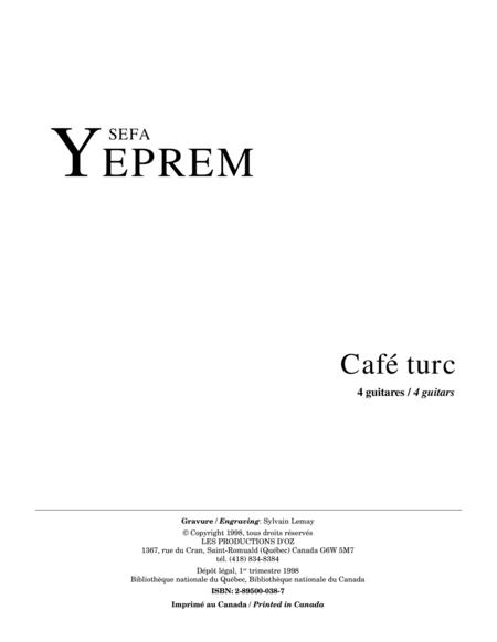 Cafe turc