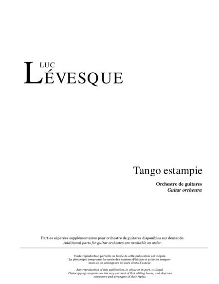 Tango estampie