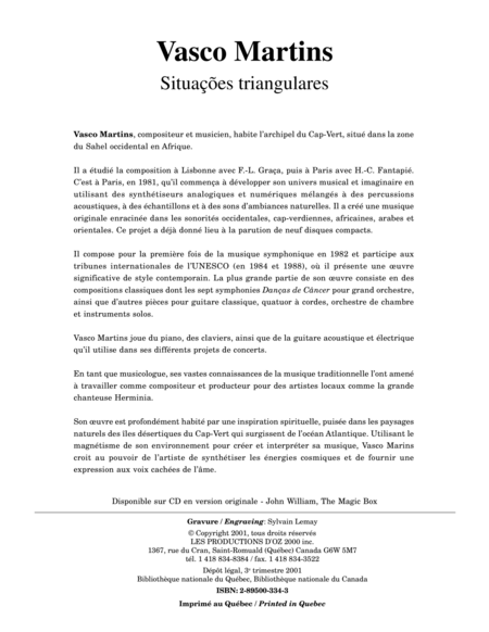 Situacoes Triangulares