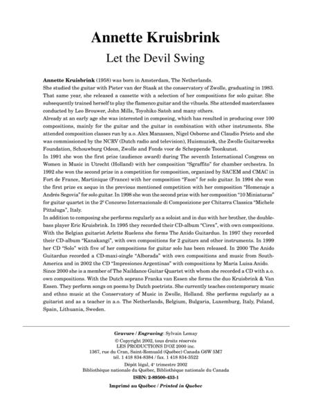 Let the Devil Swing