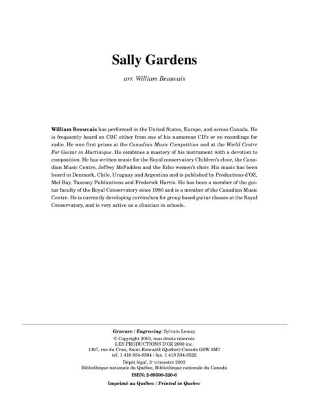 Sally Gardens