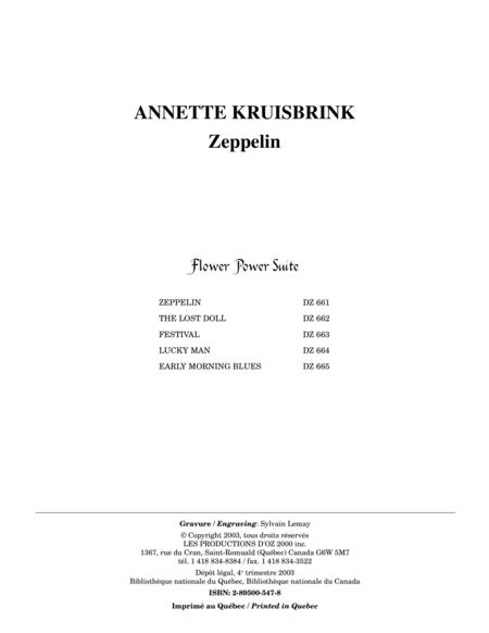 Zeppelin - Flower Power Suite