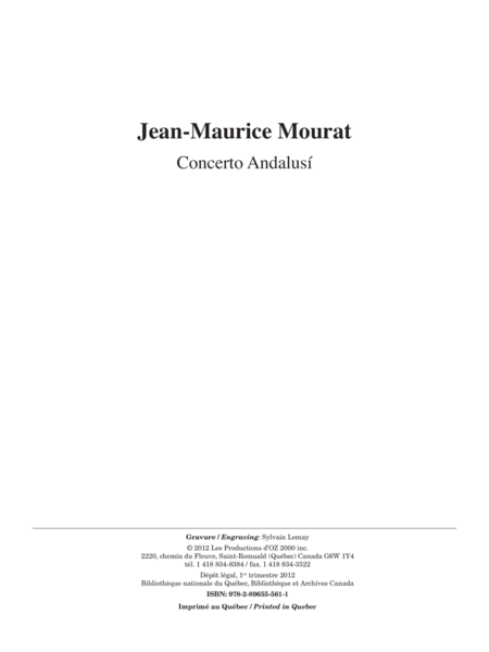 Concerto Andalusi