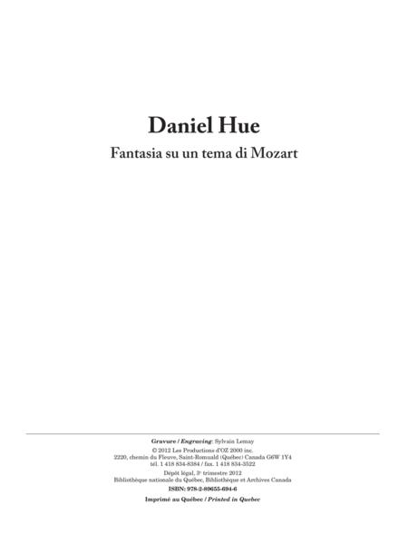 Fantasia su un tema di Mozart