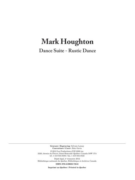 Dance Suite - Rustic Dance