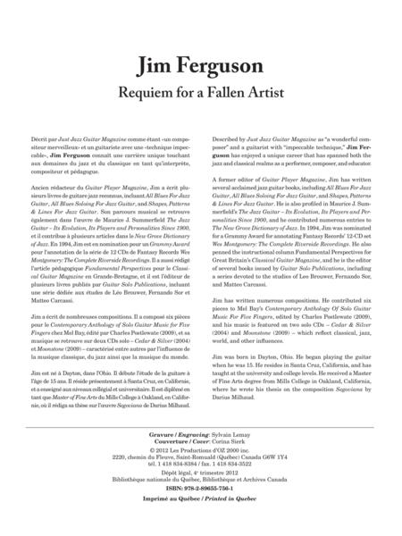 Requiem for a Fallen Artist