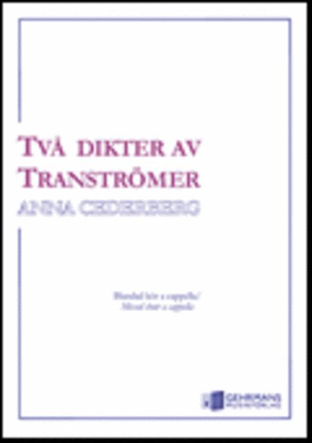 Tva dikter av Transtromer