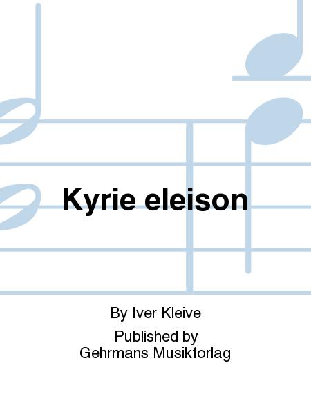Kyrie eleison 178 12 Noten