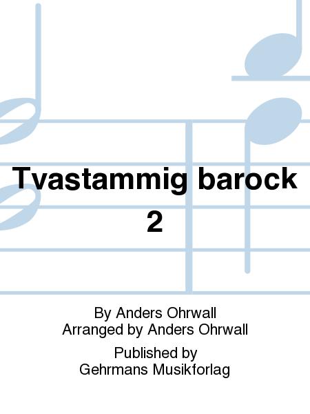 Tvastammig barock 2