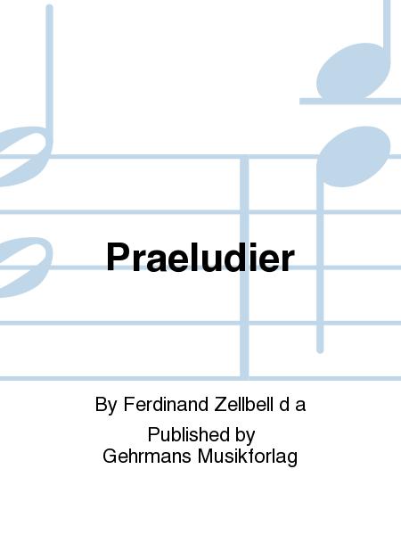 Praeludier