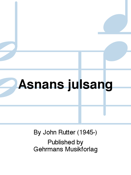 Asnans julsang