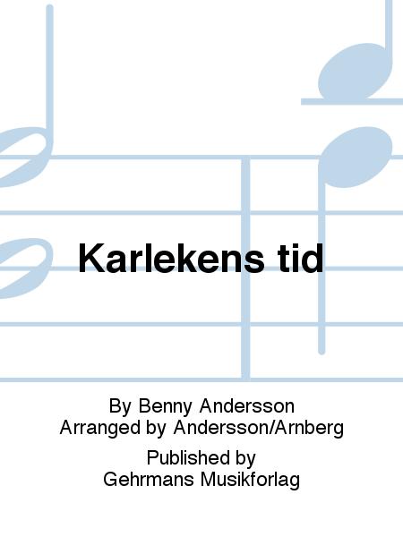 Karlekens tid