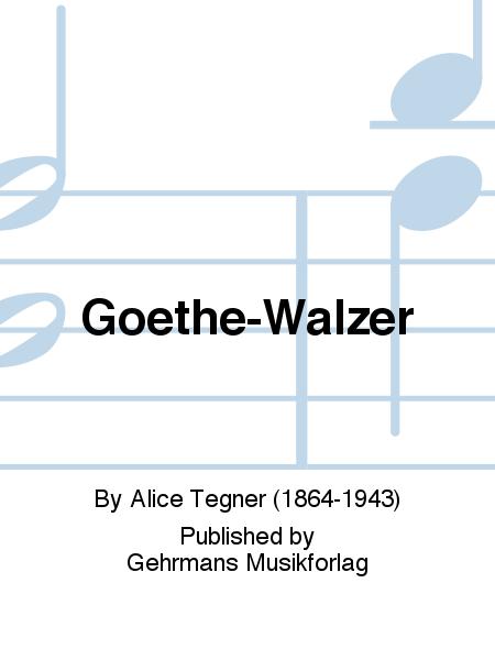 Goethe-Walzer