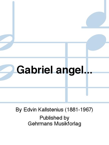 Gabriel angel...