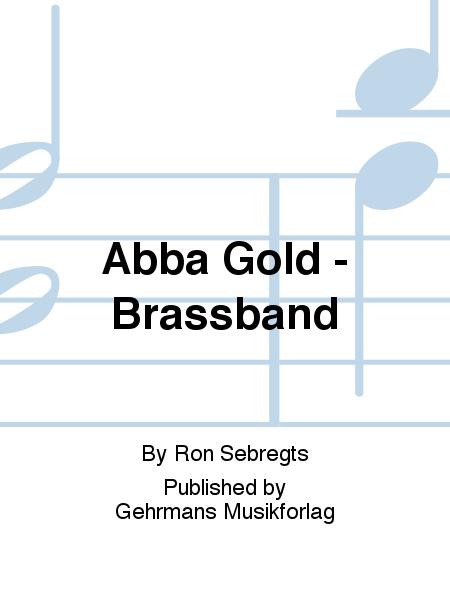 Abba Gold - Brassband