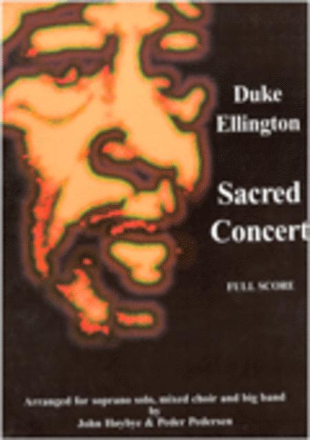 Sacred Concert - Partitur