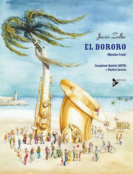 El Bororo (Mambo Funk)
