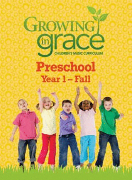 Step by Step from Growing in Grace: Preschool - Fall