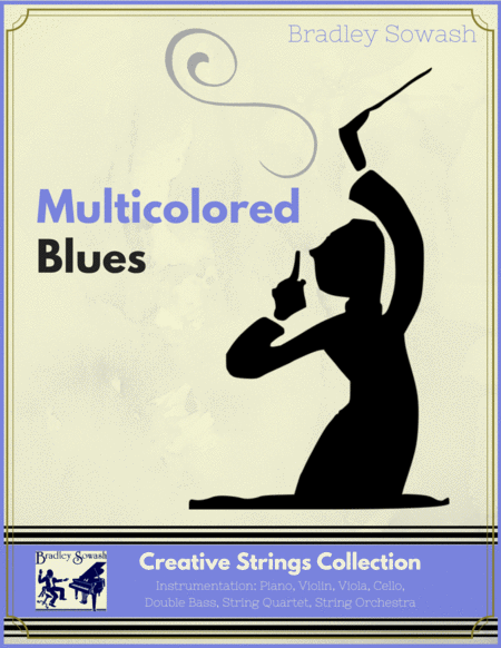Multicolored Blues - Creative Strings