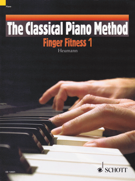 The Classical Piano Method - Finger Fitness 1