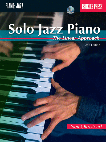 Solo Jazz Piano - 2nd Edition