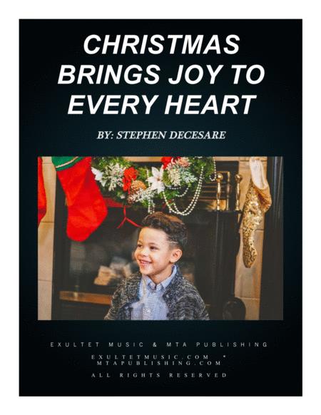 Christmas Brings Joy To Every Heart