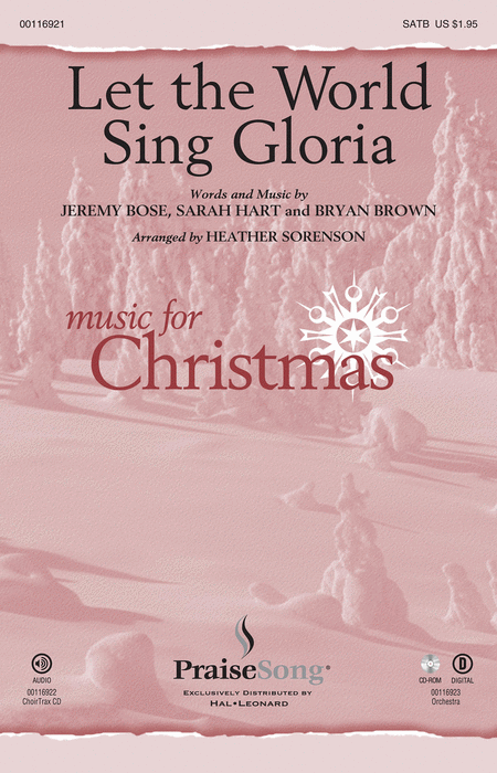 Let the World Sing Gloria