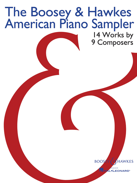 The Boosey & Hawkes American Piano Sampler