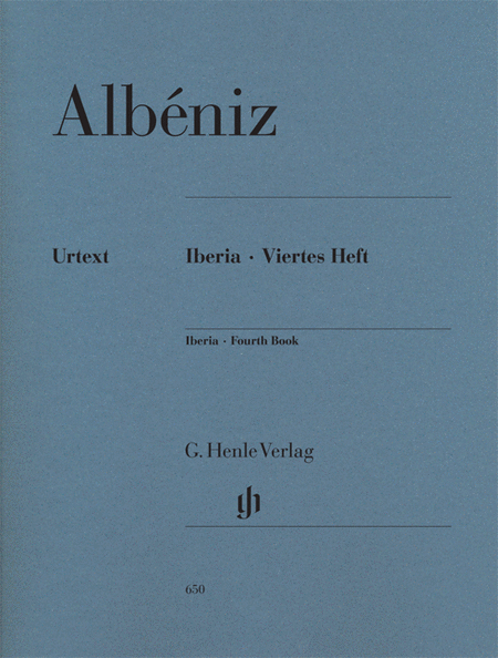 Isaac Albeniz - Iberia, Fourth Book