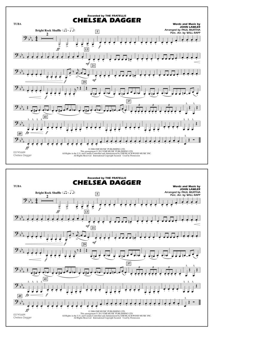 Chelsea Dagger - Tuba