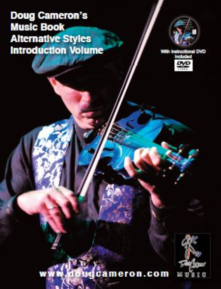 Doug Cameron's Alternative Styles Music Book Series - Introduction Volume