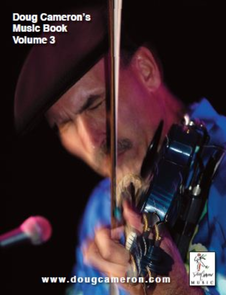 Doug Cameron's Alternative Styles Music Book Volume 3 (Advanced)