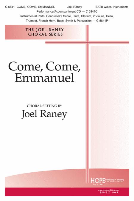 Come, Come, Emmanuel
