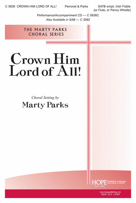 Crown Him Lord of All!
