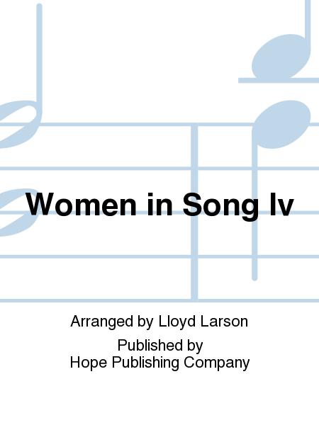 Women In Song IV