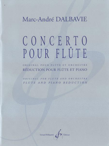 Concerto Pour Flute