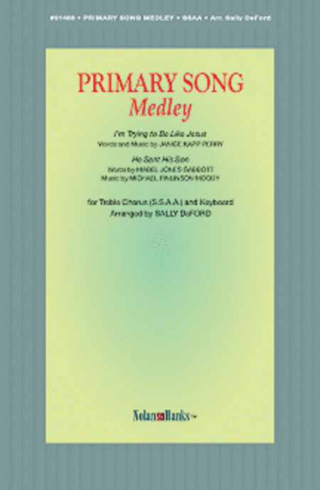 Primary Song Medley