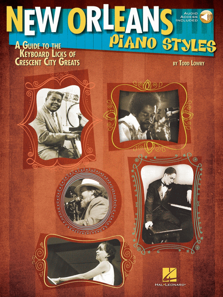 New Orleans Piano Styles