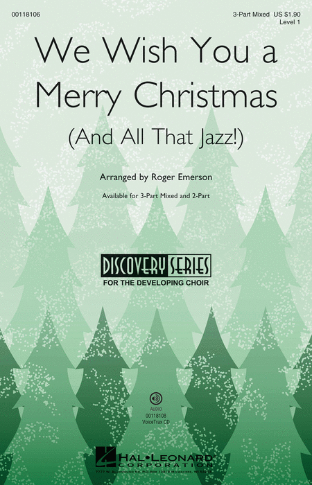 We Wish You a Merry Christmas (and All That Jazz)