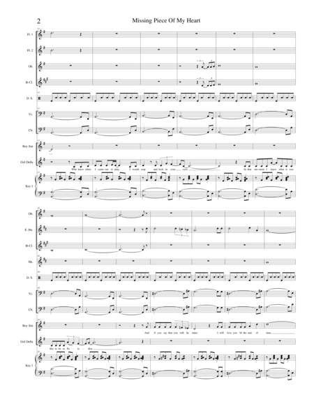 The Gift Of The Magi: the musical (Conductor Score)