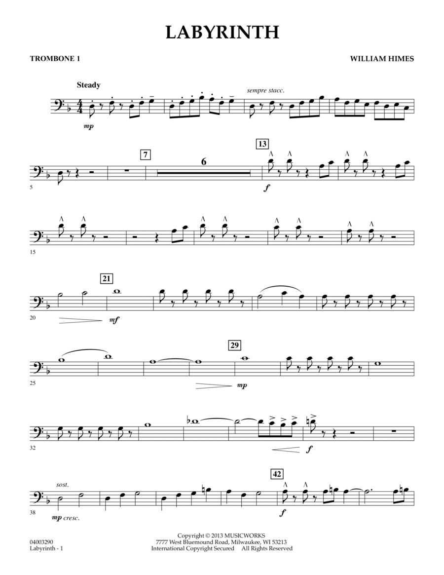 Labyrinth - Trombone 1